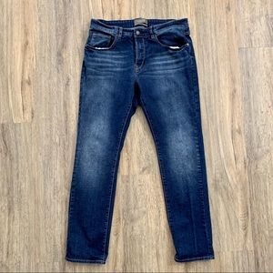 TC &Co Supply Dark Blue Denim Size 36x32